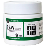 2.5g PBW Tablets 30 ct.