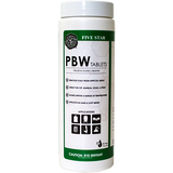 10g PBW Tablets 40 ct.