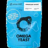 Omega Yeast Labs American Wheat Liquid Yeast