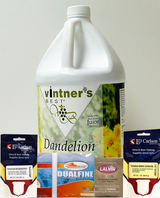 Dandelion Varietal Wine Kit