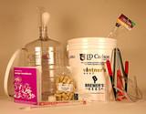 Vintner's Best Deluxe Wine Equipment Kit With Plastic Carboy