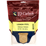 Brewers Best Dried Lemon Peel 1 lb