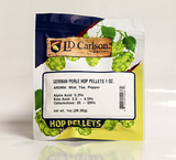 German Perle Hops Pellet 1 oz
