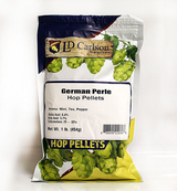 German Perle Hops Pellet 1 lb