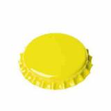 Yellow Crown Caps (Case of 10,000)