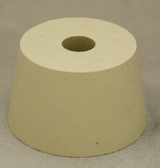 #8 Drilled Rubber Stopper