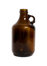 Amber Growler 32 oz (case of 12)