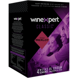 Classic Chilean Merlot Wine Kit