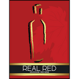 Real Red Wine Labels 30 ct