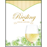 Riesling Wine Labels 30 ct