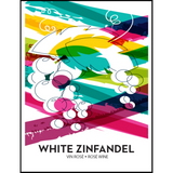 White Zinfandel Wine Labels 30 ct