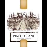 Pinot Blanc Labels 30 ct