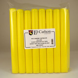 Gloss Yellow PVC Shrink Capsules (500 Bulk)
