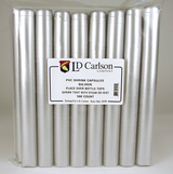 Silver PVC Shrink Capsules     (500 Bulk)