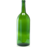 Green 1.5 Liter Magnum Claret Wine Bottles