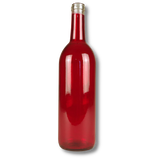 Red 750 ml Wine Bottles