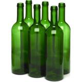 Green Wine Bottles 750 mL - 12/Case
