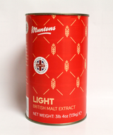 Muntons Light Liquid Malt Extract 3.3 lb