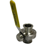 1-1/2 inch Butterfly Valve Triclamp