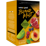 Island Mist Peach Apricot Wine Kit