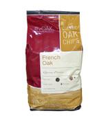 Medium French Oak Chips 40 lb