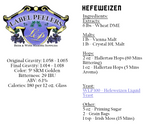 Hefeweizen Beer Kit