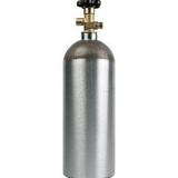 Aluminum CO2 Tank 5 lb
