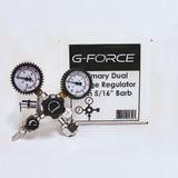 G-Force Primary Dual Gauge Regulator