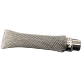 "6 inch Stainless Steel Torpedo Screen 1/2"" NPT"