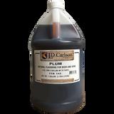 Natural Plum Flavoring 128 oz