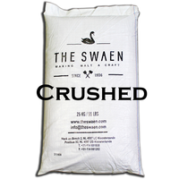 WhiteSwaen Crushed Classic Wheat Malt 55 lb