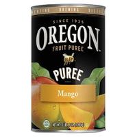 Oregon Fruit Mango Fruit Puree 49 oz