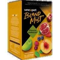 Island Mist Peach Apricot Wine Kits