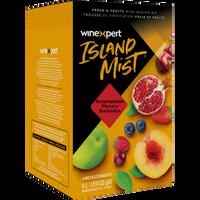 Island Mist Raspberry Peach Sangria Wine Kits