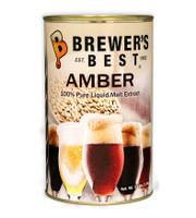Brewer's Best Amber Liquid Malt Extract 3.3 lb