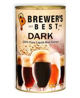 Brewer's Best Dark Liquid Malt Extract 3.3 lb