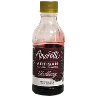 Blackberry Fruit Puree 8 oz