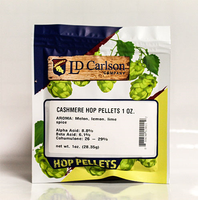 Cashmere Hop Pellets 1 oz