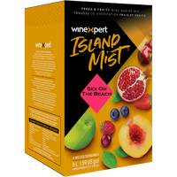 Limited Release Island Mist Sex on the Beach Wine Kit