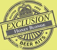Honey Blonde Gluten Free Beer Kit