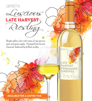 Après Late Harvest Riesling Dessert Wine Kit