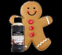 Natural Gingerbread Flavoring 4 oz