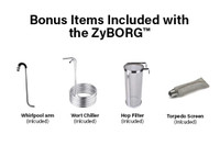ZyBorg 35L Automatic Brewing System