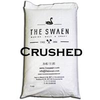 BlackSwaen Crushed Chocolate Wheat Malt 55 lb