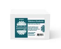 Elderberry with Black Tea Kombucha Ingredient Kit