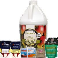 Apple Fruit Wine Kit