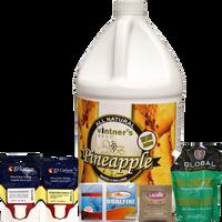Pineapple Fruit Wine Kit
