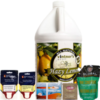 Hazy Lemon Fruit Wine Kit