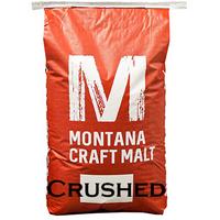 Montana Craft Crushed 2-Row Malt 55 lb.