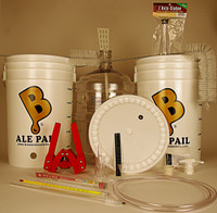 Brewers Best Deluxe Equipment Kit with Plastic Carboy